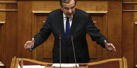 Samaras appelle à éviter des législatives anticipées en Grèce