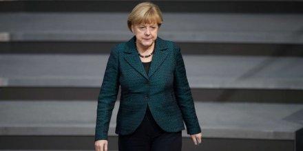 Angela Merkel invite Paris et Rome à réformer davantage