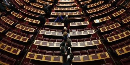 Election présidentielle en Grèce