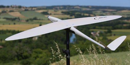 L'entreprise Delair-Tech, spécialiste des drones, a été récompensée du prix de l'entreprise d'avenir