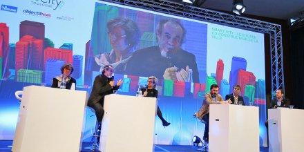 Table ronde Smart City : le citoyen, co-constructeur de la ville