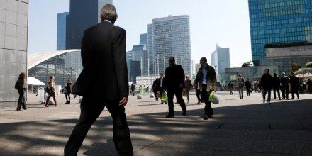 Le climat des affaires stable en janvier en france