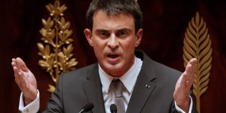 Rejet de la motion de censure contre le gouvernement de manuel valls