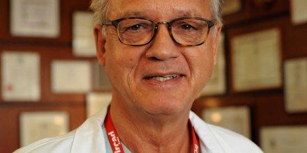 Jacques Marescaux, (Photo Olivier Mirguet), directeur général de l'Institut hospitalo-universitaire (IHU) de Strasbourg