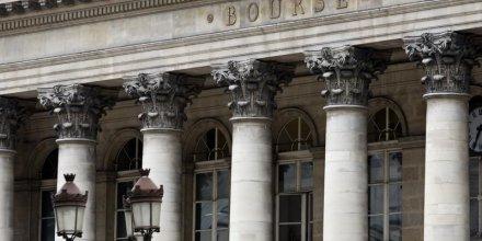 Les bourses europeennes en legere baisse a la mi-seance