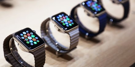 Des Apple Watches déjà en vente en Chine