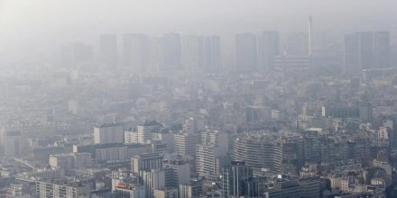 Circulation alternee lundi a paris contre la pollution