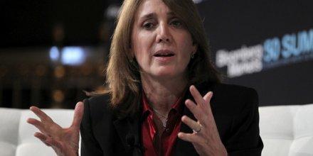 Ruth Porat, directrice financière Google
