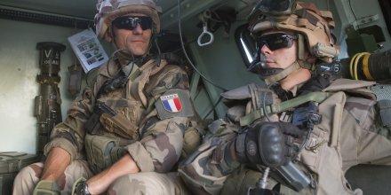 France armée française