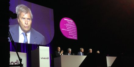 Vivendi AG 2015 Bollore