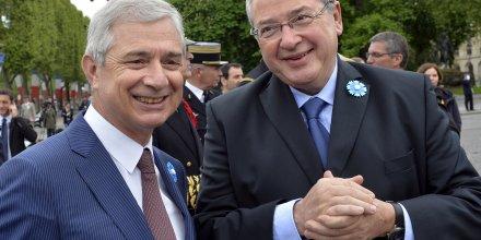 Jean-paul huchon se rallie a claude bartolone pour la region ile-de-france