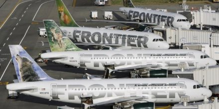 Frontier airlines commande 12 airbus a320-a321