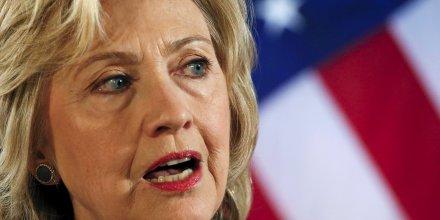 Le fbi etudierait la securite des mails prives d'hillary clinton