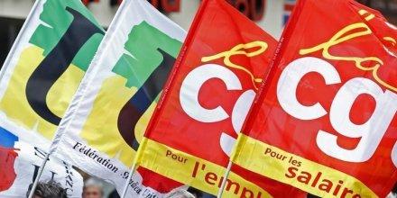 Trois syndicats appellent a une journee de mobilisation le 8 octobre