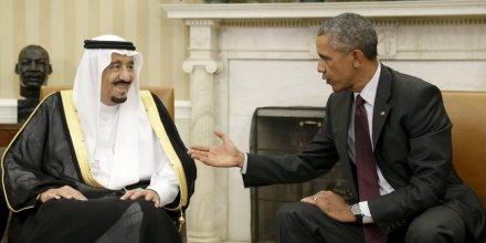 L'arabie saoudite rassuree par obama sur l'accord iranien