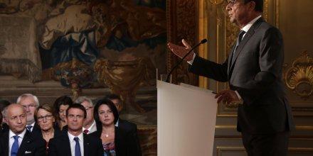 Hollande 6e Conf Presse 2015.09.07