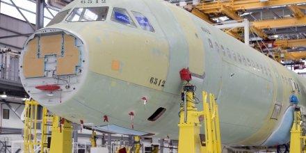 Airbus inaugure son premier site d'assemblage aux etats-unis