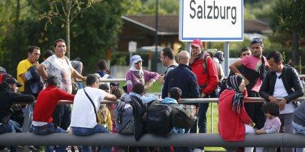 Sept cents migrants arrivent en allemagne
