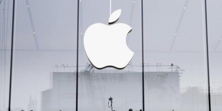 Apple monte en bourse apres l'annonce de bonnes performances en chine