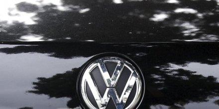 Volkswagen accuse de tromperie aux etats-unis sur les emissions polluantes de ses vehicules