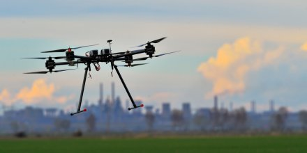 Les drones dans l'énergie - ERDF
