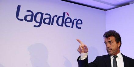 Lagardère publie un CA en baisse de 5,6% au 1er trimestre
