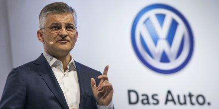 Michael Horn, ex PDG de Volkswagen, était au courant d'un problème depuis 2014