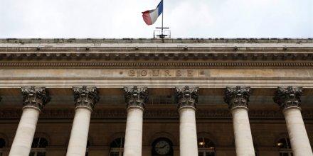 La bourse de paris en hausse de 0,9% vers 14h