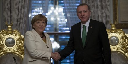 Erdogan & Merkel