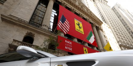 Ferrari Wall Street IPO