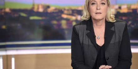 Marine le pen ne participera pas a l'emission des paroles et des actes