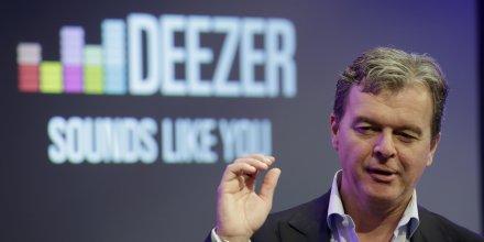 Deezer veut s'introduire en bourse cette annee