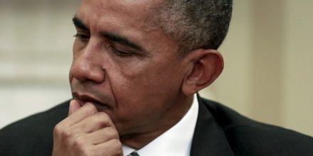 Barack obama presente ses excuses a msf pour le bombardement d'un hopital a kunduz