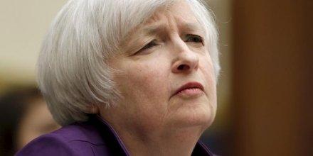 Pour janet yellen, la fed doit tenir compte du nouveau contexte financier