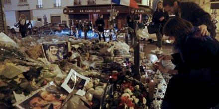 Hommage national aux victimes des attentats de paris le 27 novembre aux invalides