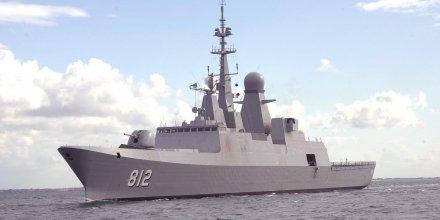 FTI frégates de taille internmédiaire DCNS Marine nationale