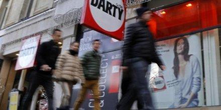 Hausse des ventes et du resultat operationnel de darty au 1er semestre