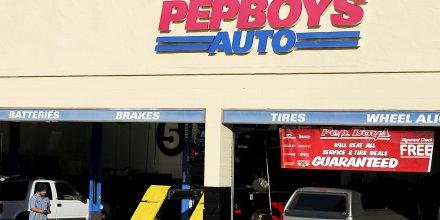 Bridgestone se retire de la course au rachat de pep boys