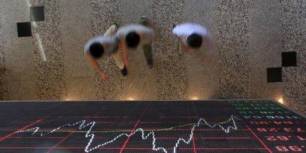 La bourse de shanghai a gagne 9,4% en 2015
