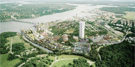 Smart city Stockholm