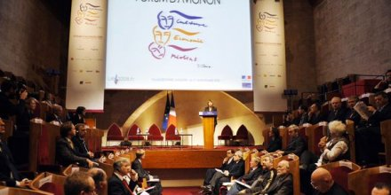 Présentation Forum d'Avignon / Bordeaux 2016
