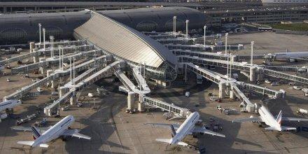 aéroport de Roissy CDG 2