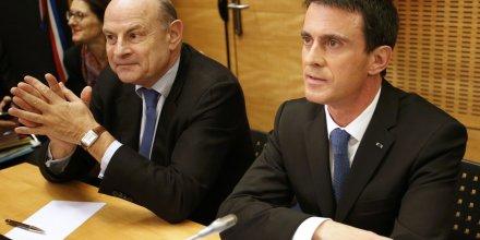 Valls, Le Guen, révision constitutionnelle,  binationalité,