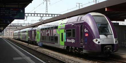 TER Rhônes-Alpes