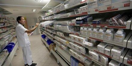 Hausse de 2,8% des depenses d'assurance maladie en fevrier