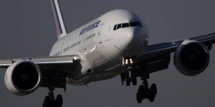 Les pilotes d'air france contre le projet d'accord de dimanche