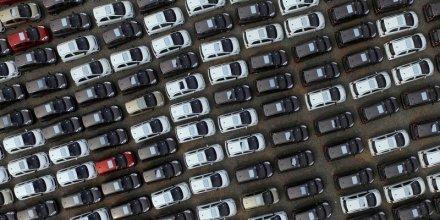 Forte hausse des ventes automobiles chinoises