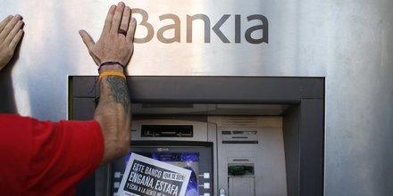 Bankia Espagne