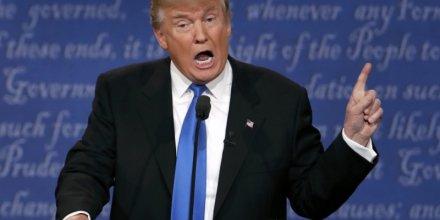 Donald trump peine a incarner le changement