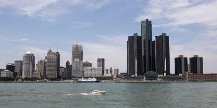 Detroit, Michigan, Motor City, General Motors, automobile,